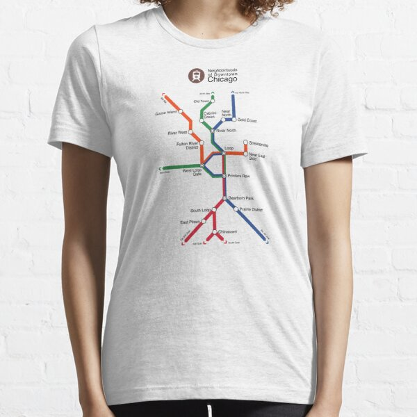 Chicago Essential T-Shirt