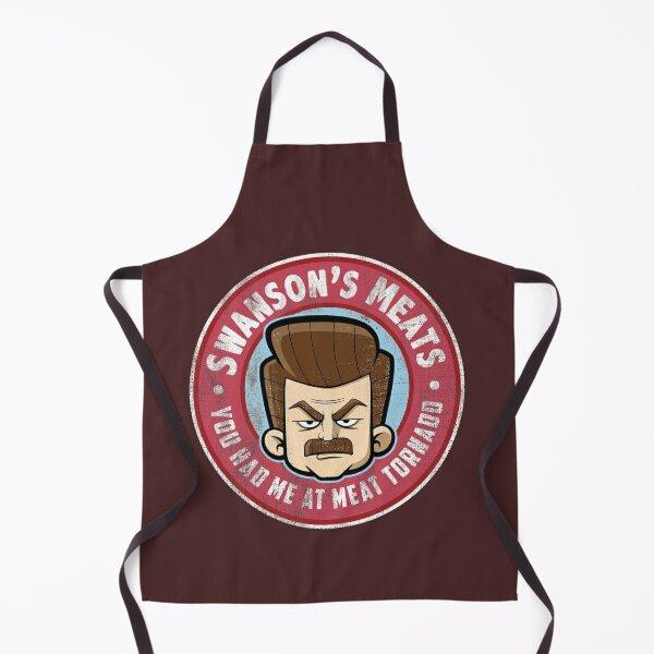 Swanson's Meats Apron