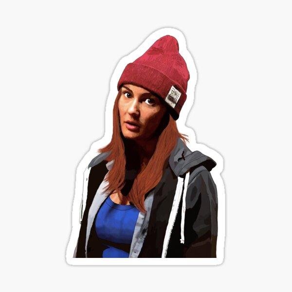 Nicole Haught season 4 Sticker