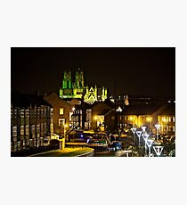 beverley minster lit for macmillan Photographic Print