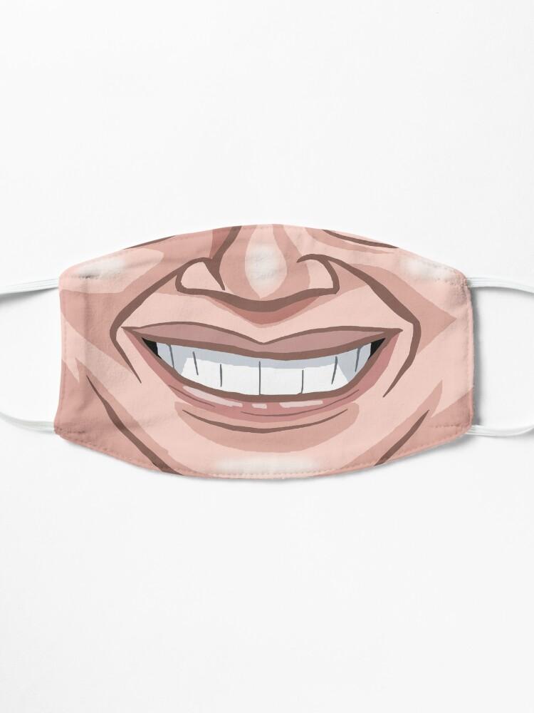 Alternate view of President Jimmy Carter Mask