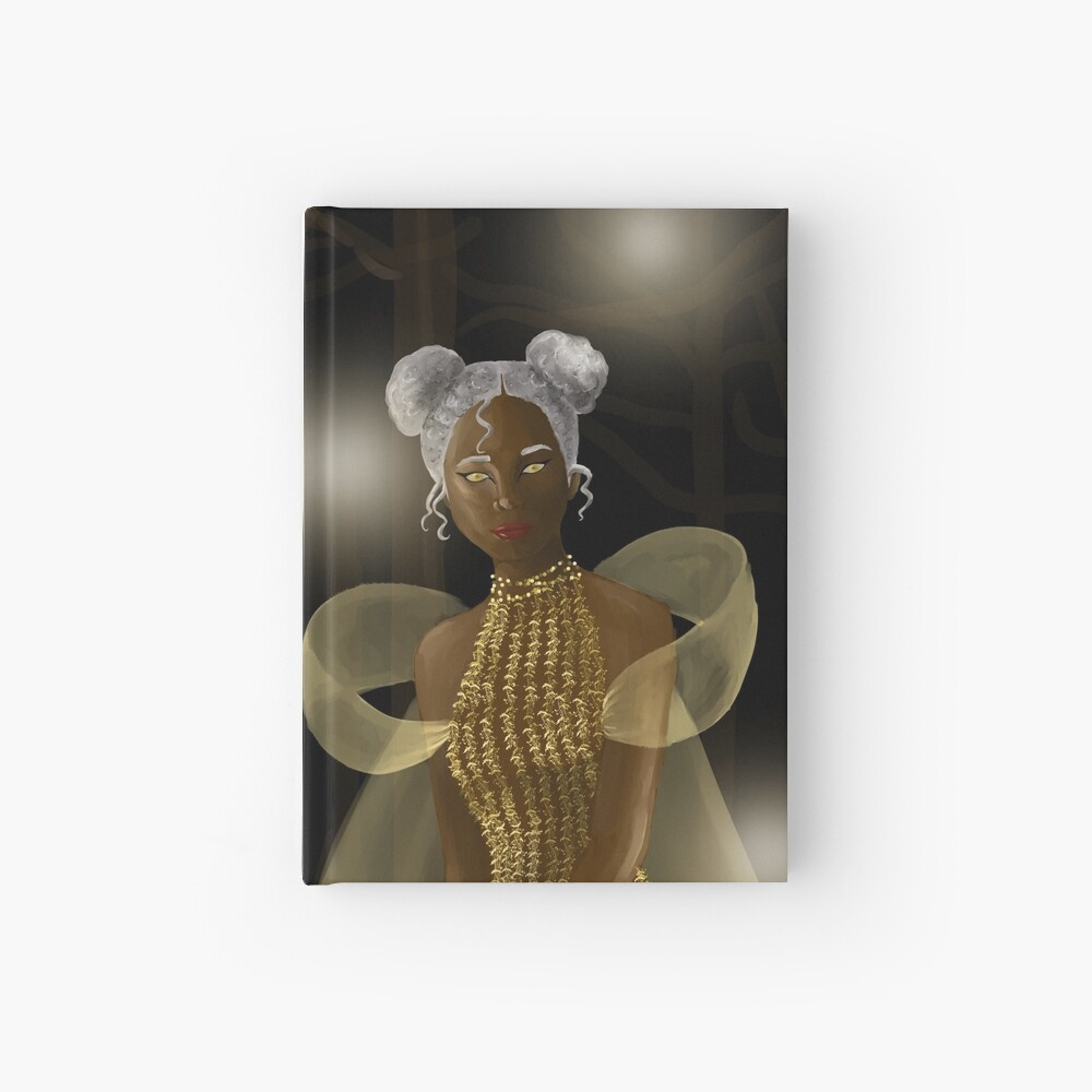 The Glow Hardcover Journal