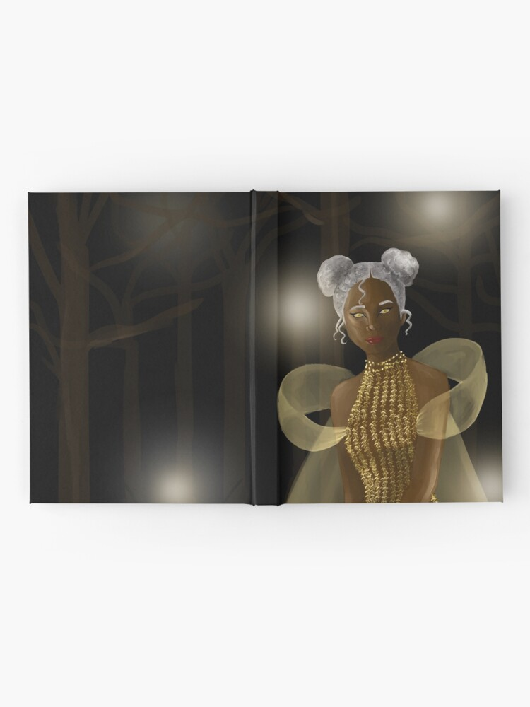 Alternate view of The Glow Hardcover Journal