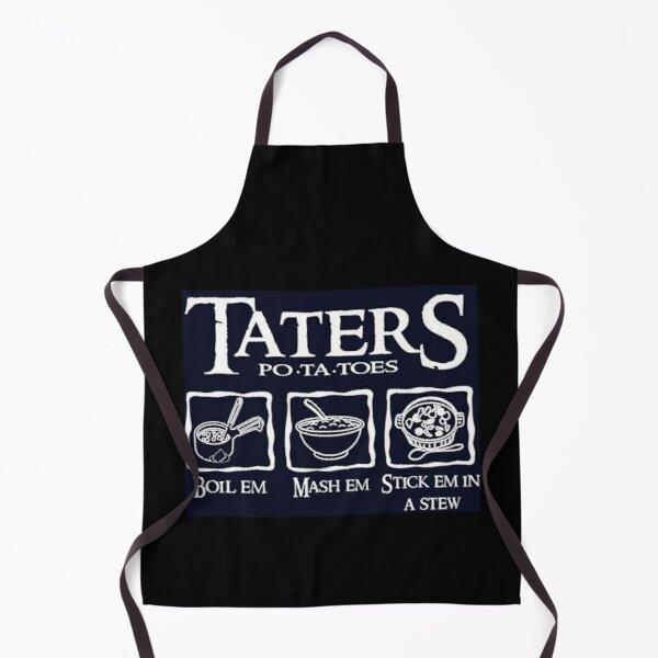 Taters Potatoes Apron