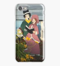 Christmas Carolers iPhone Case/Skin