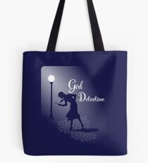 Girl Detective Tote Bag