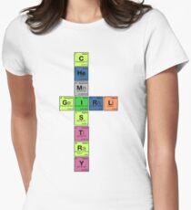 CHEMISTRY GIRL - Periodic Elements Scramble!  T-Shirt