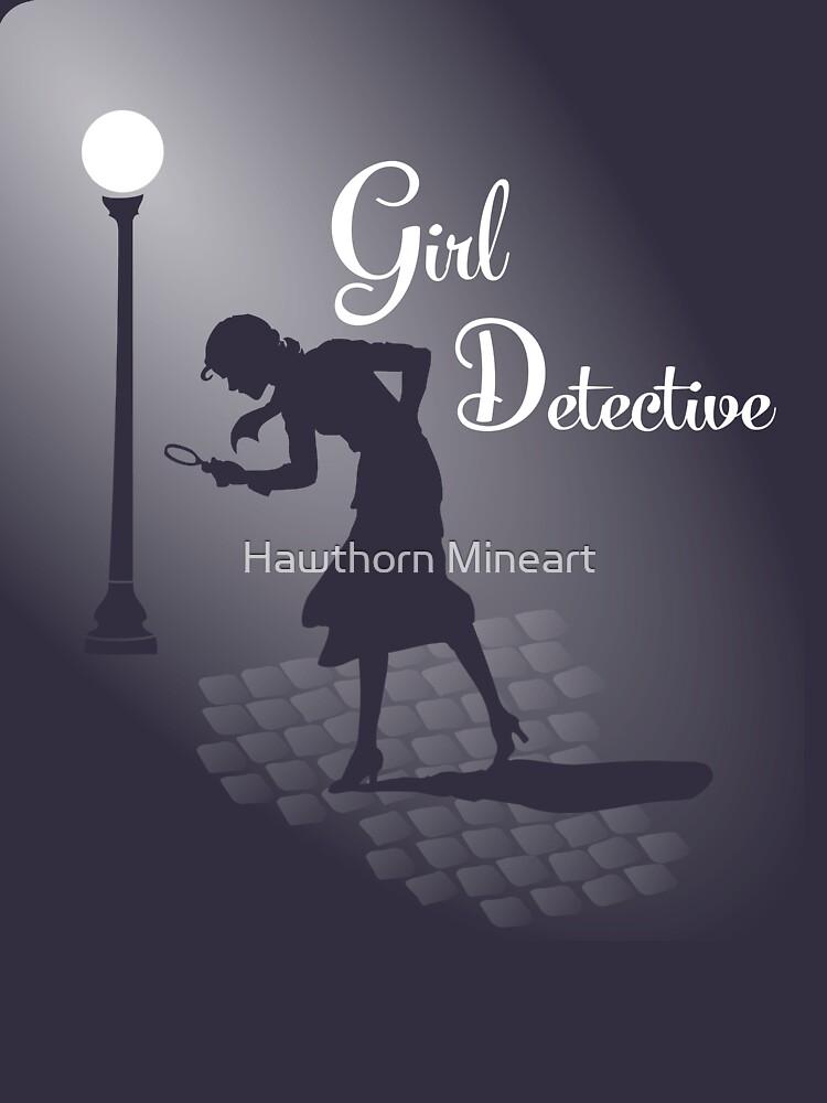 Girl Detective | Women's T-Shirt