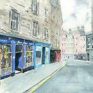 Bow Bar by Ross Macintyre