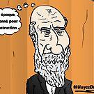Chute de cheveux Président HAYES portrait webcomic by Binary-Options