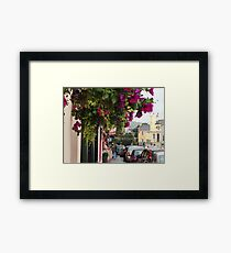 Kenmare Town, Kerry, Ireland Framed Print