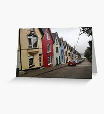 Cobh, Co. Cork, Ireland Greeting Card