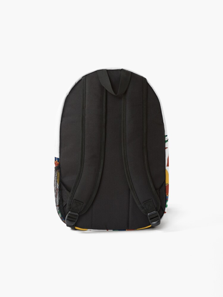 Alternate view of Art of Ancient Egypt  Backpack