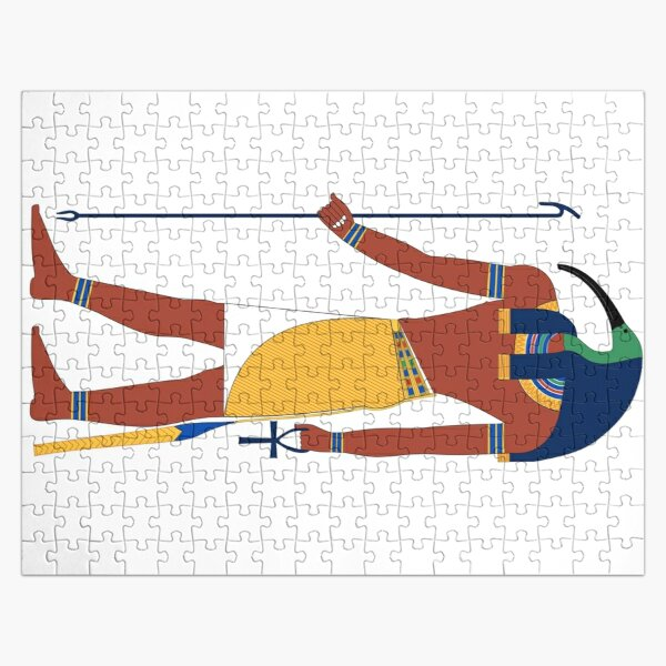 Art of Ancient Egypt  Jigsaw Puzzle
