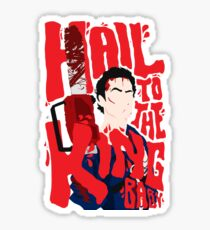 Army Of Darkness/Bruce Campbell Sticker
