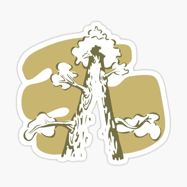 Tall Tree Sticker