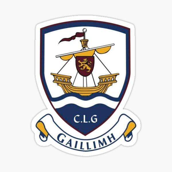 Galway Crest GAA  Sticker