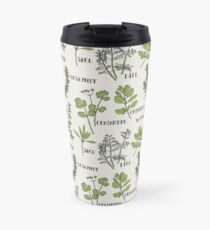 Herb Travel Mug