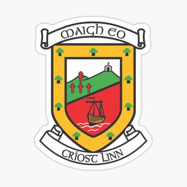 Mayo GAA crest  Sticker