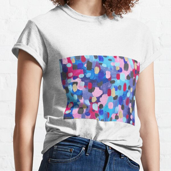 Abstract Candy Winter Classic T-Shirt