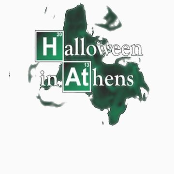 Halloween in Athens by ouBobcat19