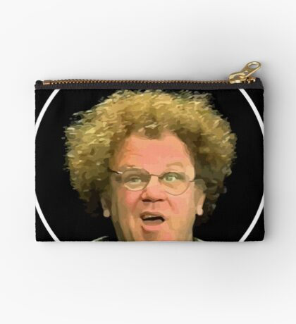 The Doctor Zipper Pouch