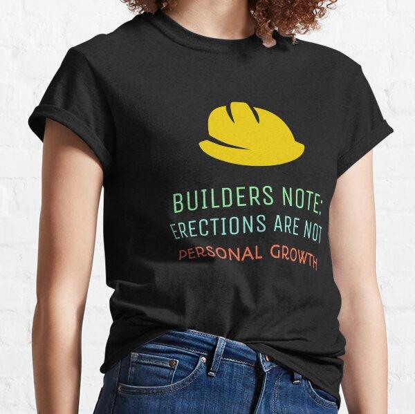 Builder T-shirt Classic T-Shirt