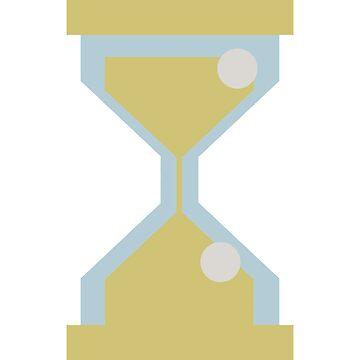 Reloj de arena de NeverGiveUp