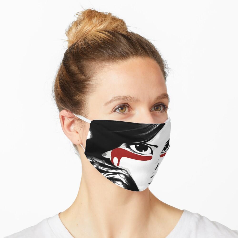 Copie de Gunnm - Gally - Alita: Battle Angel (White) Mask