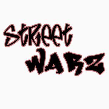 StreetWarz Logo by sarcasmlock