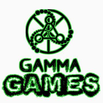 Gamma Games Logo by sarcasmlock