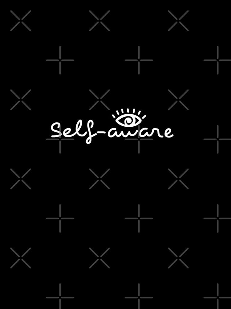 Self-Awareness  by prettycrazyco