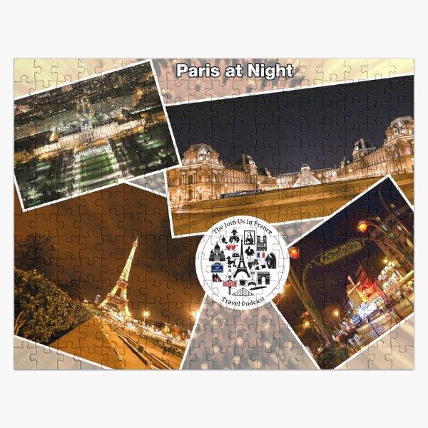 Paris at Night Jigsaw Puzzle