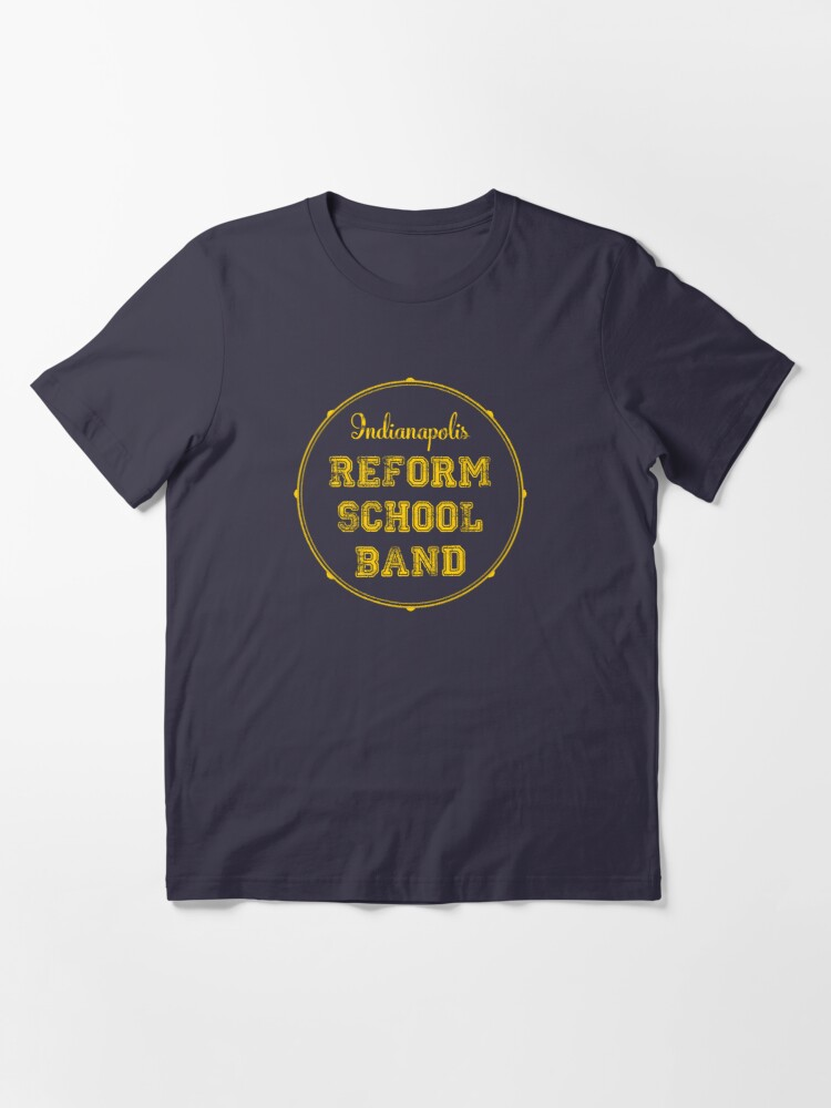 Alternate view of Reform School Band - Indianapolis Essential T-Shirt