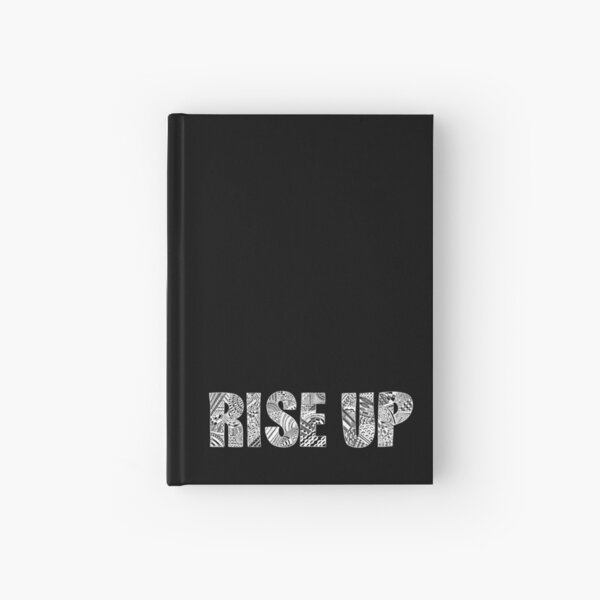 Rise Up Hardcover Journal