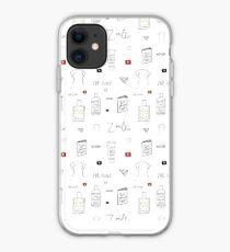 Zoella zoe quotes iphone case
