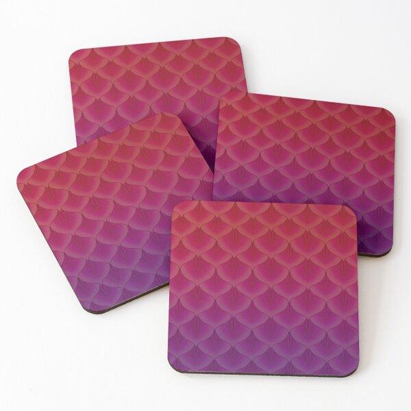 Maritza Scales Coasters (Set of 4)