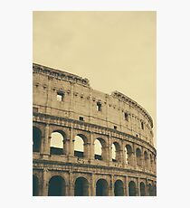 Coliseum Photographic Print