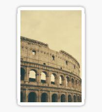 Coliseum Sticker