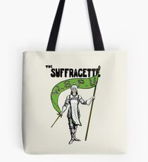 W.S.P.U. - The Suffragette Tote Bag