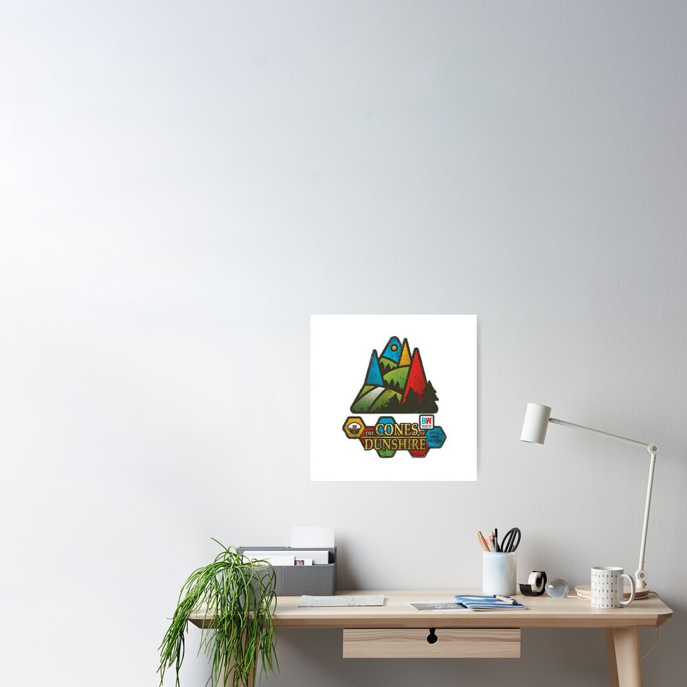 The Cones of Dunshire  Poster
