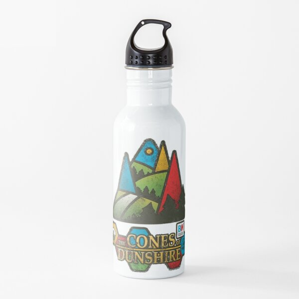 The Cones of Dunshire  Water Bottle