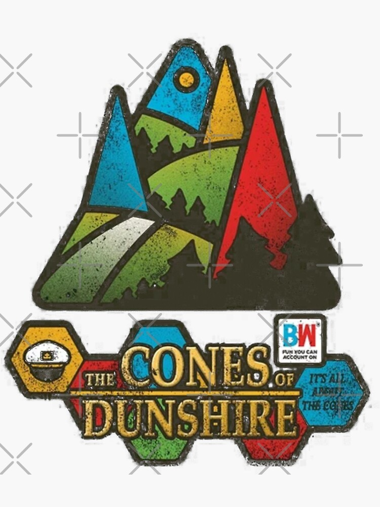The Cones of Dunshire  by poland-ball