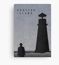 Shutter Island Canvas Print