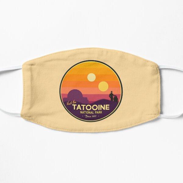 Visit Tatooine Flat Mask