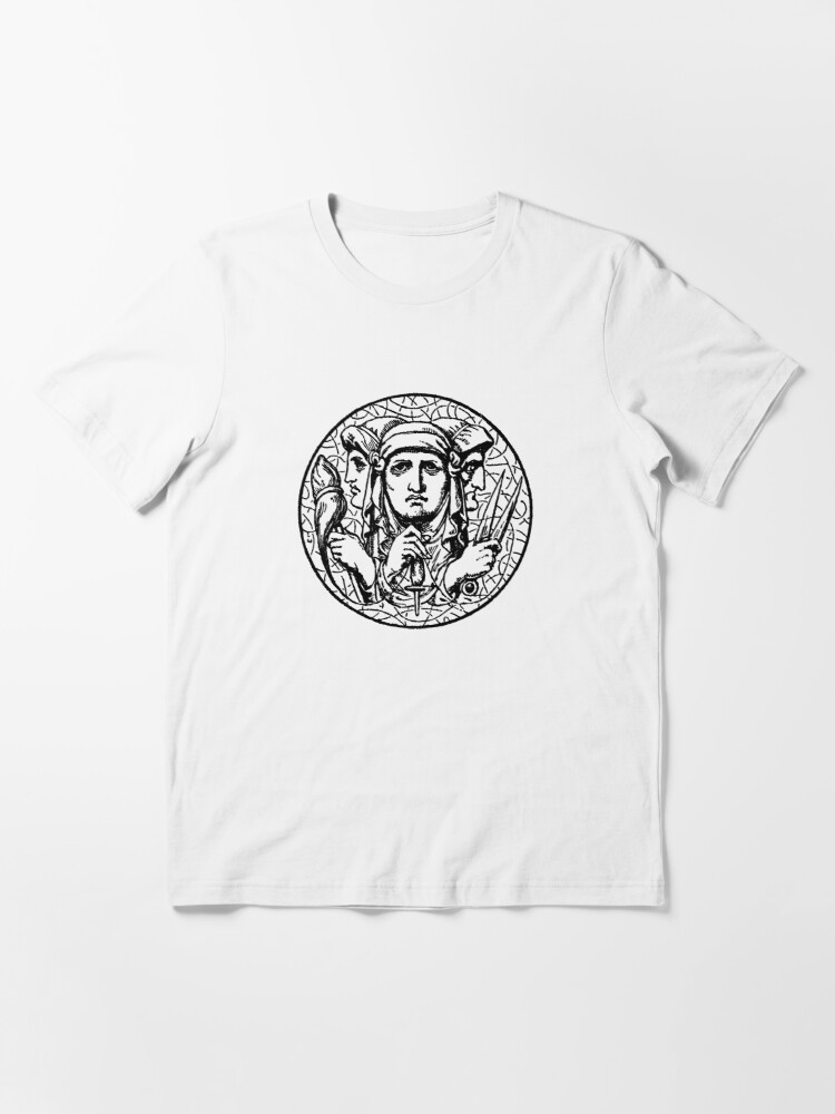 Alternate view of The Fates Essential T-Shirt