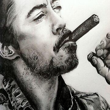 Robert Downey Jr. by AmyTherese