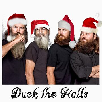 Duck the Halls by ouBobcat19