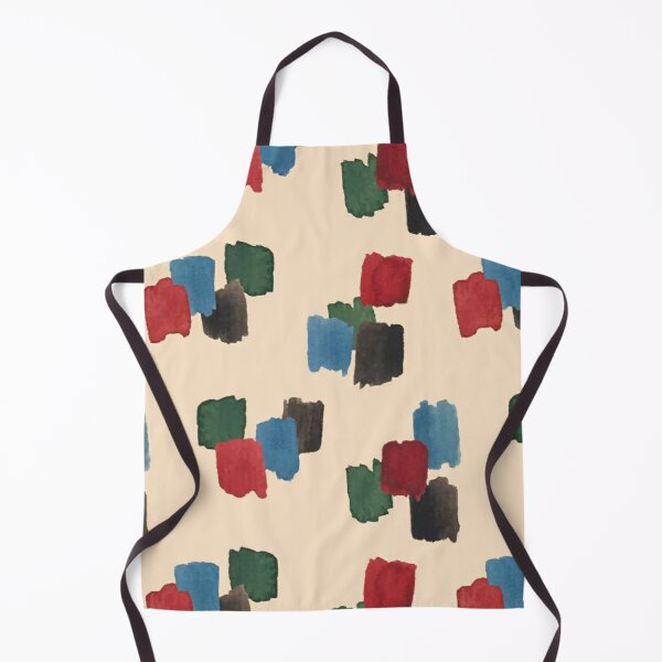 Autumn Dash • Natural Apron