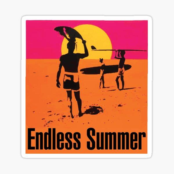 Endless Summer - Classic! Sticker